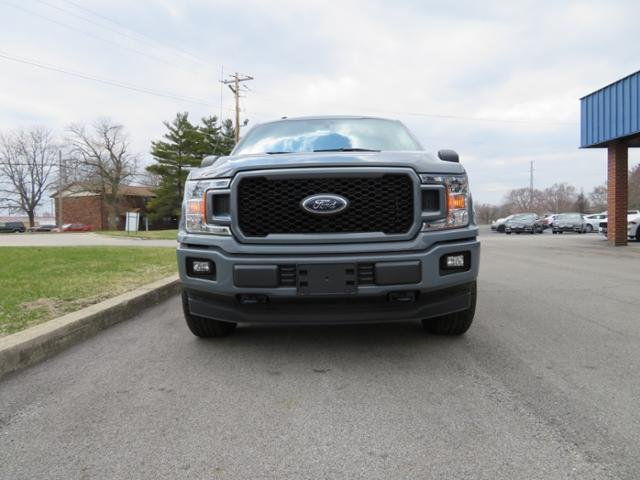 2019 Abyss Gray Metallic Ford F-150 XL 4WD SuperCrew 5.5 Box Gas/Ethanol I8 5.0L Engine 4X4 Truck Automatic 4 Door