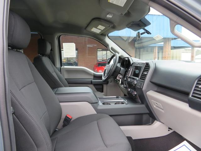 2019 Abyss Gray Metallic Ford F-150 XL 4WD SuperCrew 5.5 Box 4 Door 4X4 Truck Automatic Gas/Ethanol I8 5.0L Engine