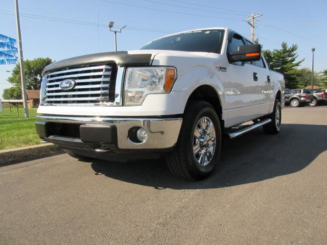 2010 Ford F-150 4WD SuperCrew 145 XLT 4X4 4 Door Gas/Ethanol I8 5.4L Engine Truck Automatic