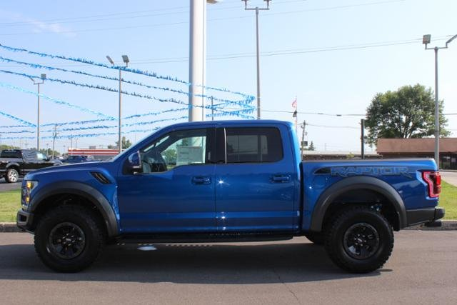 2018 Ford F-150 Raptor 4WD SuperCrew 5.5 Box 4X4 4 Door Automatic Gas V6 3.5L Engine