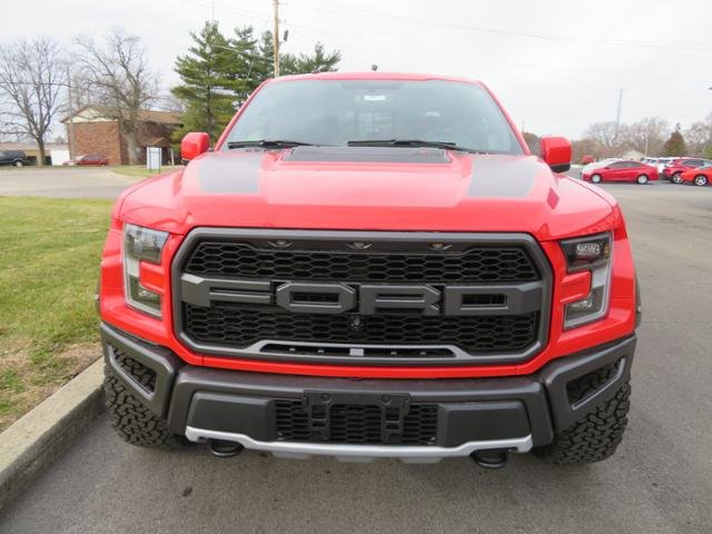 2018 Ford F-150 Raptor 4WD SuperCrew 5.5 Box Truck 4 Door Automatic