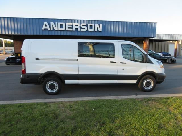 2019 Ford Transit T-150 148 Low Rf 8600 GVWR Sliding Automatic Van 3 Door RWD Gas/Ethanol V6 3.7L Engine