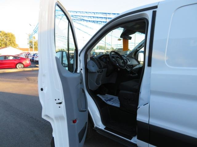 2019 Oxford White Ford Transit T-150 148 Low Rf 8600 GVWR Sliding Van 3 Door Automatic Gas/Ethanol V6 3.7L Engine RWD