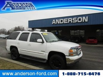 2005 GMC Yukon 4dr 1500 4WD SLT 4 Door Automatic Gas I8 5.3L Engine SUV 4X4