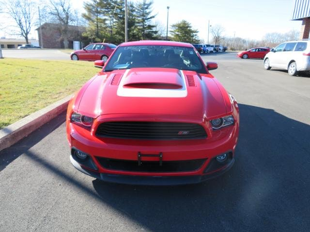 2014 Race Red Ford Mustang Roush Stage 3 RWD 2 Door Coupe - UNKNOWN L Engine