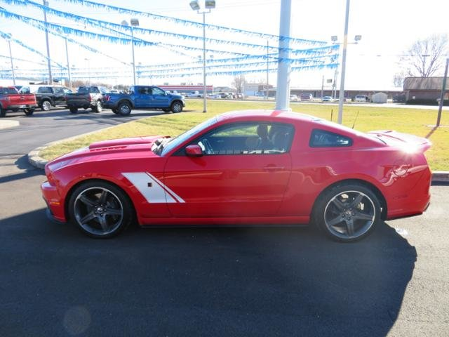 2014 Ford Mustang Roush Stage 3 RWD Coupe - UNKNOWN L Engine 2 Door Automatic