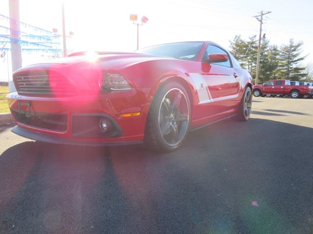 2014 Race Red Ford Mustang Roush Stage 3 RWD 2 Door Coupe