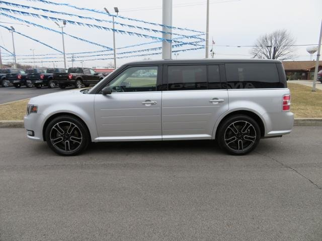 2013 Ford Flex 4dr SEL FWD SUV 4 Door Automatic FWD Gas V6 3.5L Engine