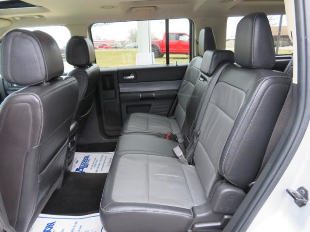 2013 Mineral Gray Metallic Ford Flex 4dr SEL FWD SUV Gas V6 3.5L Engine 4 Door