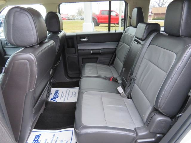 2013 Mineral Gray Metallic Ford Flex 4dr SEL FWD Automatic 4 Door FWD Gas V6 3.5L Engine SUV