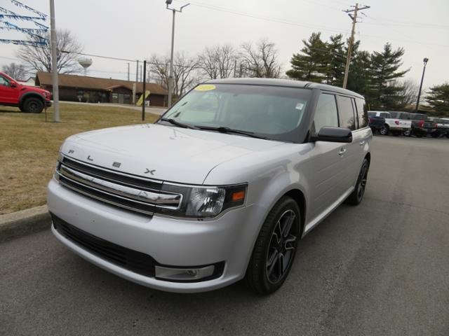 2013 Ford Flex 4dr SEL FWD Gas V6 3.5L Engine 4 Door SUV Automatic FWD