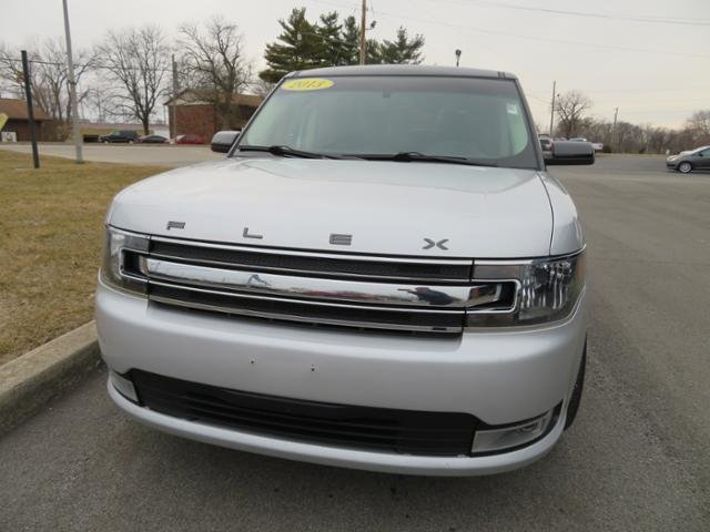 2013 Ford Flex 4dr SEL FWD Automatic 4 Door SUV FWD