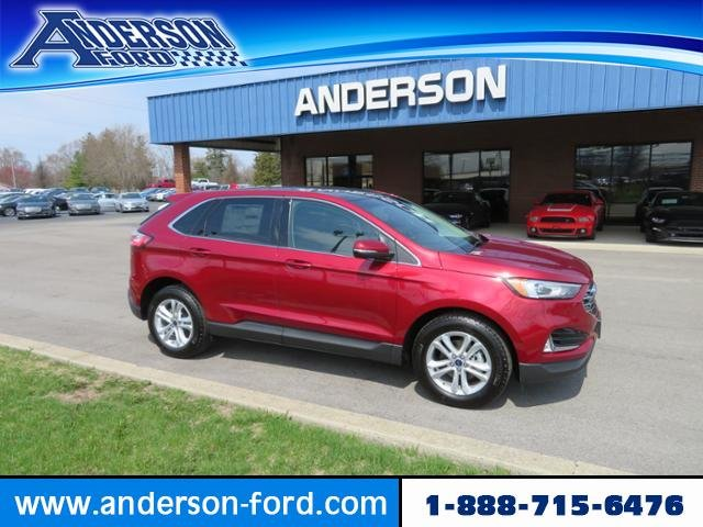 2019 Ford Edge Sel Fwd Automatic 4 Door Suv Gas I4 2 0l Engine
