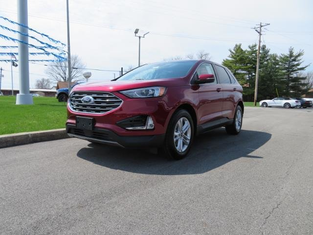 2019 Ford Edge Sel Fwd 4 Door Gas I4 2 0l Engine Suv Automatic