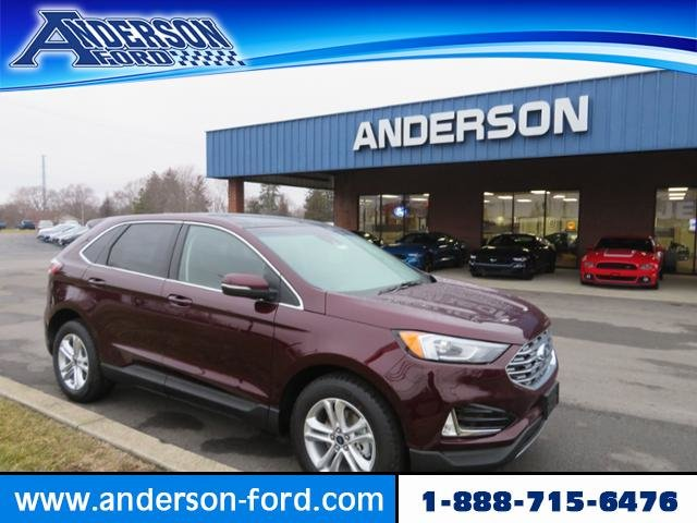 2019 Ford Edge SEL FWD Gas I4 2.0L Engine FWD 4 Door SUV Automatic