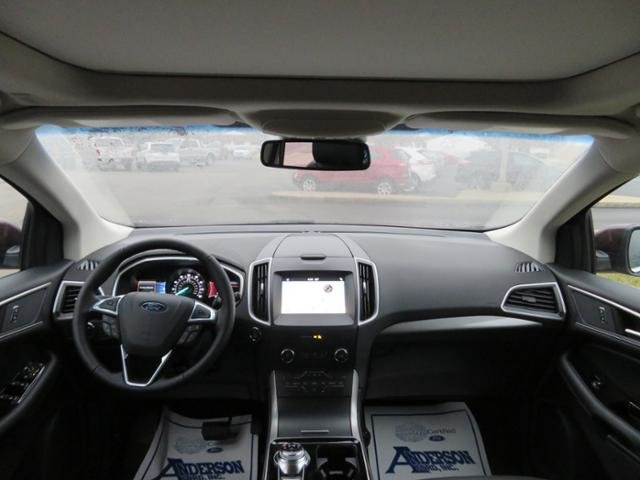 2019 Ford Edge SEL FWD FWD Gas I4 2.0L Engine SUV Automatic 4 Door