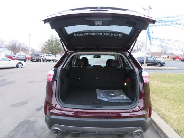 2019 Ford Edge SEL FWD 4 Door SUV Automatic FWD Gas I4 2.0L Engine