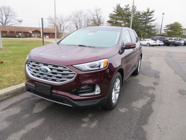 2019 Ford Edge SEL FWD FWD 4 Door SUV Gas I4 2.0L Engine
