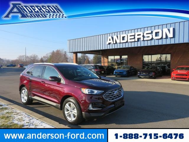 2019 Ford Edge SEL FWD FWD 4 Door Gas I4 2.0L Engine Automatic SUV