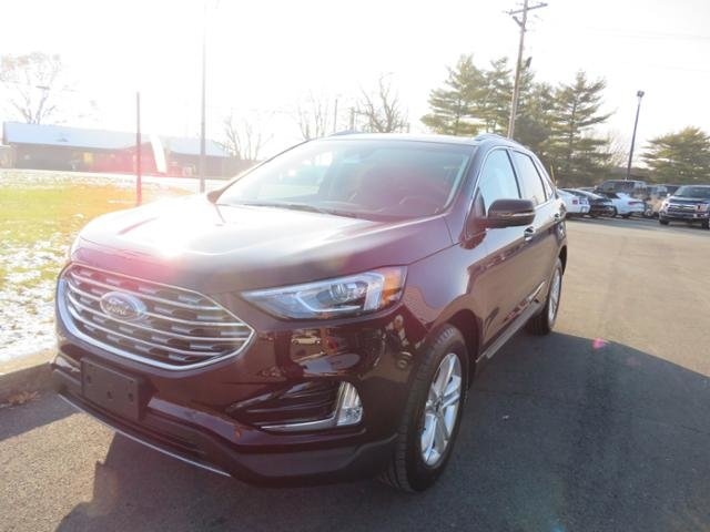 2019 Ford Edge SEL FWD SUV 4 Door Gas I4 2.0L Engine Automatic FWD