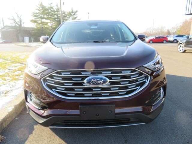 2019 Ford Edge SEL FWD Automatic 4 Door FWD Gas I4 2.0L Engine