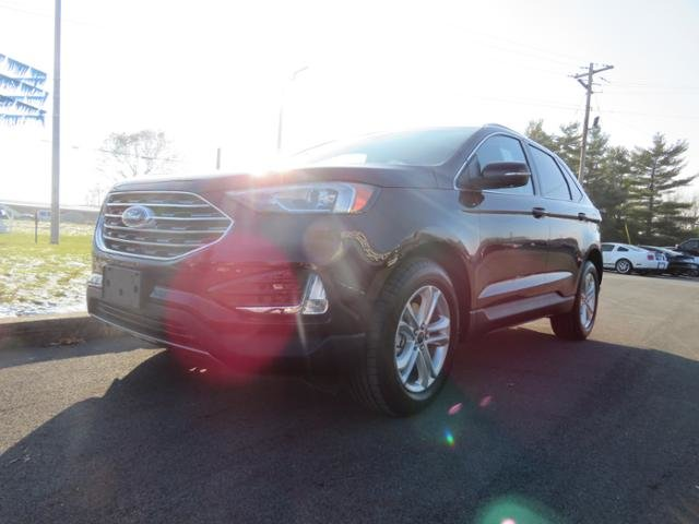 2019 Ford Edge SEL FWD 4 Door Automatic SUV Gas I4 2.0L Engine