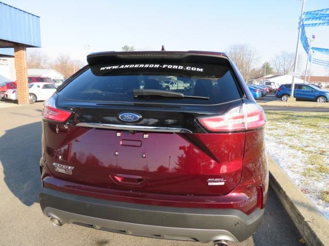 2019 Ford Edge SEL FWD Gas I4 2.0L Engine Automatic 4 Door SUV FWD