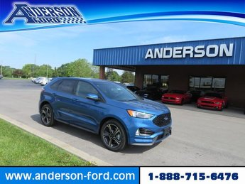 2019 Ford Edge ST AWD Gas V6 2.7L Engine SUV AWD