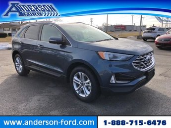 2019 Ford Edge SEL AWD 4 Door SUV Automatic Gas I4 2.0L Engine AWD