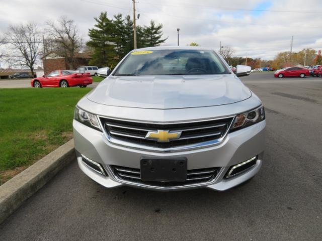 2015 Chevy Impala 4dr Sdn LTZ w/2LZ Automatic FWD 4 Door Gas/Ethanol V6 3.6L Engine Sedan
