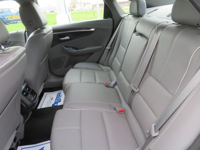 2015 Silver Ice Metallic Chevy Impala 4dr Sdn LTZ w/2LZ Sedan 4 Door FWD Gas/Ethanol V6 3.6L Engine Automatic