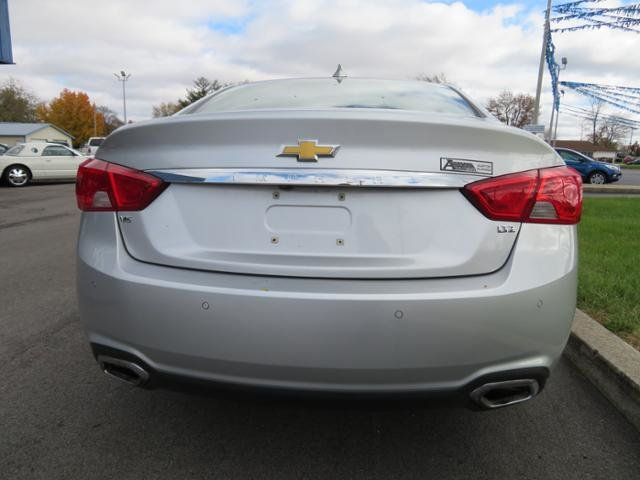 2015 Chevy Impala 4dr Sdn LTZ w/2LZ Automatic Sedan 4 Door