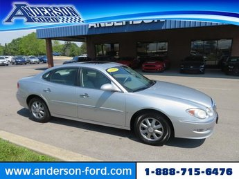 2009 Quicksilver Metallic Buick LaCrosse 4dr Sdn CXL Gas V6 3.8L Engine FWD Sedan