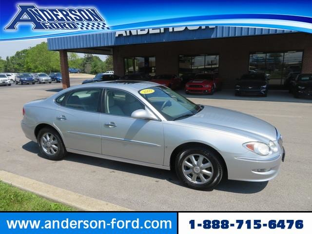 2009 Buick LaCrosse 4dr Sdn CXL Automatic 4 Door Gas V6 3.8L Engine