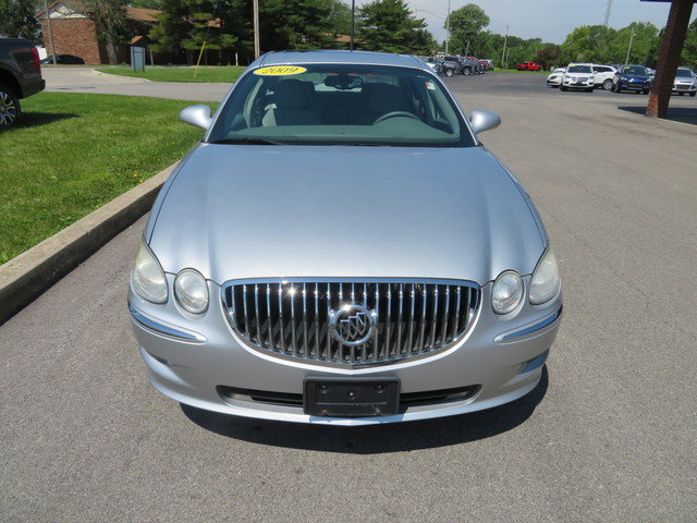 2009 Buick LaCrosse 4dr Sdn CXL Sedan Gas V6 3.8L Engine 4 Door FWD Automatic