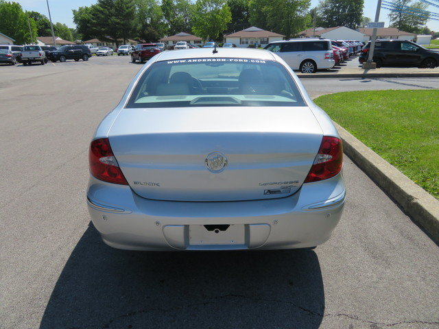2009 Quicksilver Metallic Buick LaCrosse 4dr Sdn CXL Sedan 4 Door Gas V6 3.8L Engine FWD