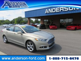 2015 Ford Fusion 4dr Sdn SE FWD FWD Gas I4 2.5L Engine Sedan Automatic