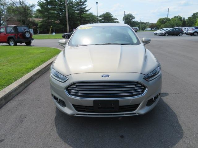 2015 Ford Fusion SE - UNKNOWN L Engine FWD Sedan 4 Door