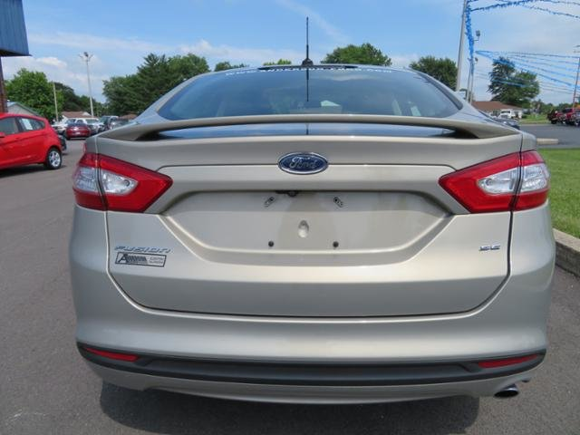 2015 Tectonic Ford Fusion SE FWD Automatic - UNKNOWN L Engine