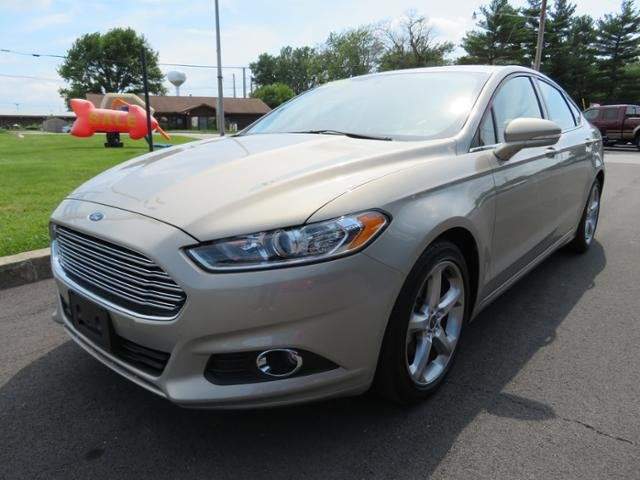 2015 Ford Fusion SE FWD 4 Door - UNKNOWN L Engine
