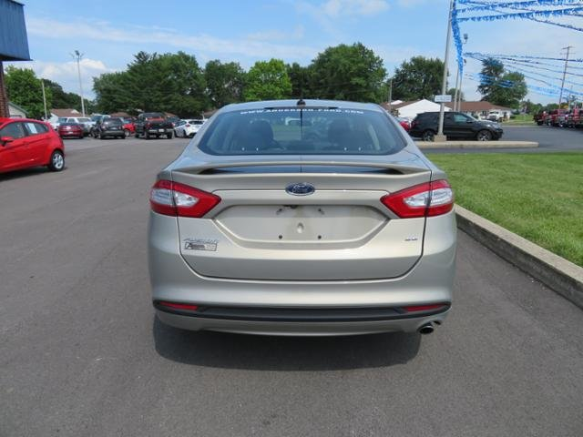 2015 Ford Fusion SE - UNKNOWN L Engine 4 Door Automatic