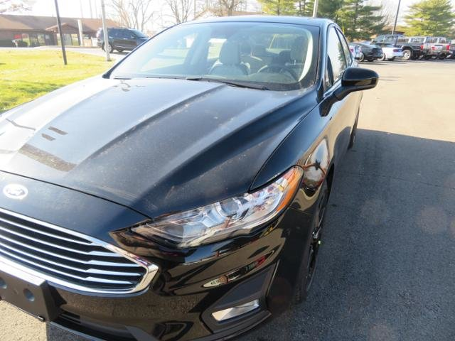 2019 Ford Fusion SE FWD Gas I4 1.5L Engine Sedan FWD 4 Door Automatic