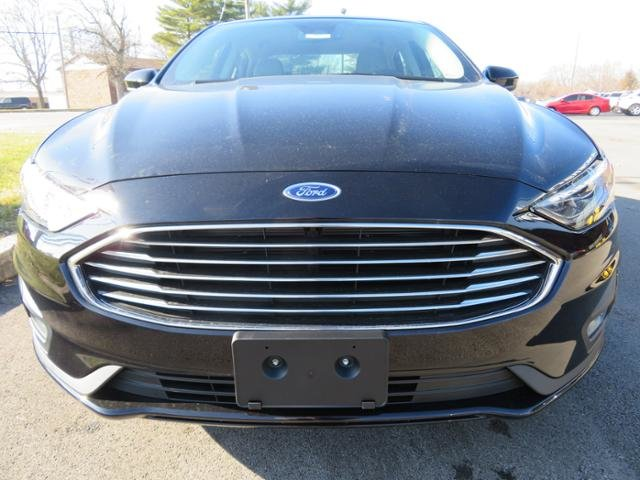 2019 Ford Fusion SE FWD Sedan Gas I4 1.5L Engine FWD Automatic