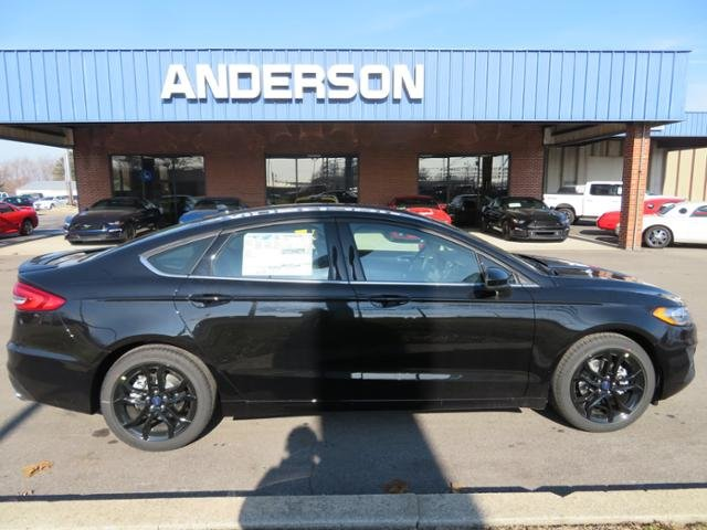 2019 Ford Fusion SE FWD Gas I4 1.5L Engine FWD Sedan Automatic