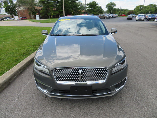 2017 Lincoln MKZ Select FWD Sedan Automatic 4 Door