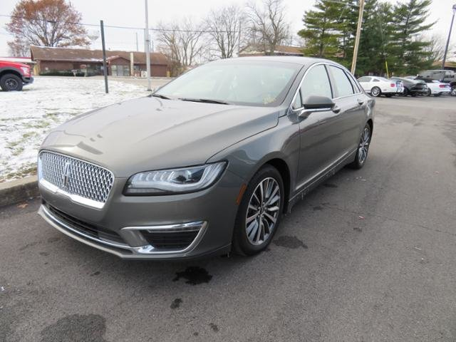 2017 Jade Green Metallic Lincoln MKZ Select FWD 4 Door Gas I4 2.0L Engine Automatic