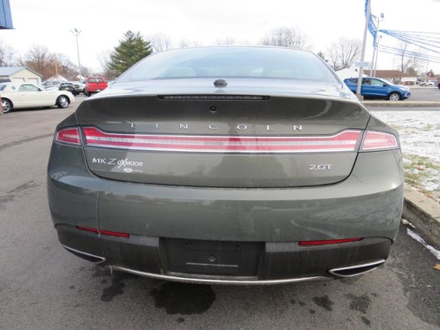 2017 Lincoln MKZ Select Sedan FWD 4 Door Automatic Gas I4 2.0L Engine