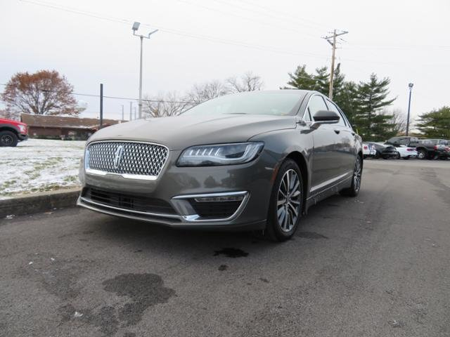 2017 Lincoln MKZ Select FWD 4 Door Automatic Sedan Gas I4 2.0L Engine