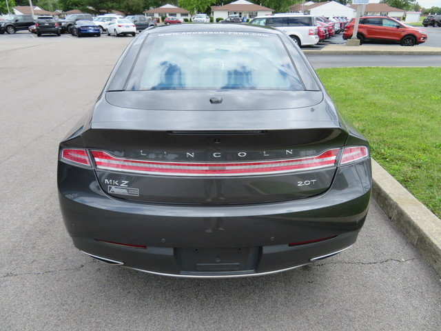 2017 Magnetic Gray Metallic Lincoln MKZ Reserve FWD Sedan Gas I4 2.0L Engine 4 Door FWD
