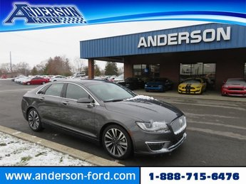 2017 Lincoln MKZ Reserve Gas I4 2.0L Engine 4 Door FWD